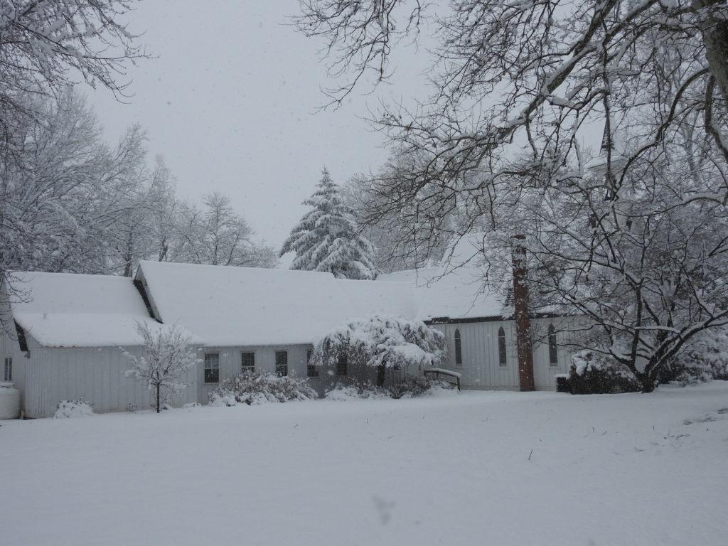 St. Andrew's Parish House