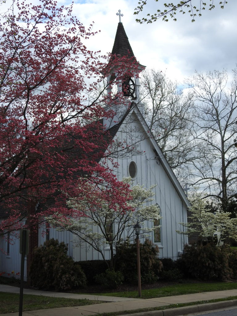 St. Andrew's Chapel in Sudlersville