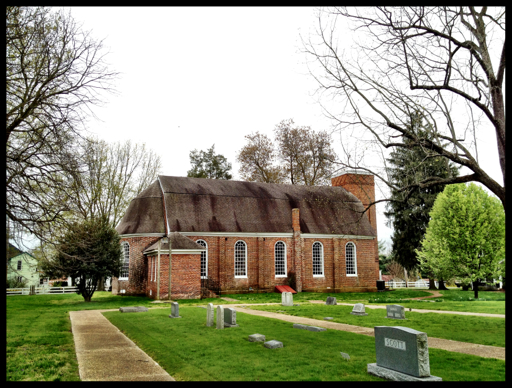 St. Luke's Church in Church Hill