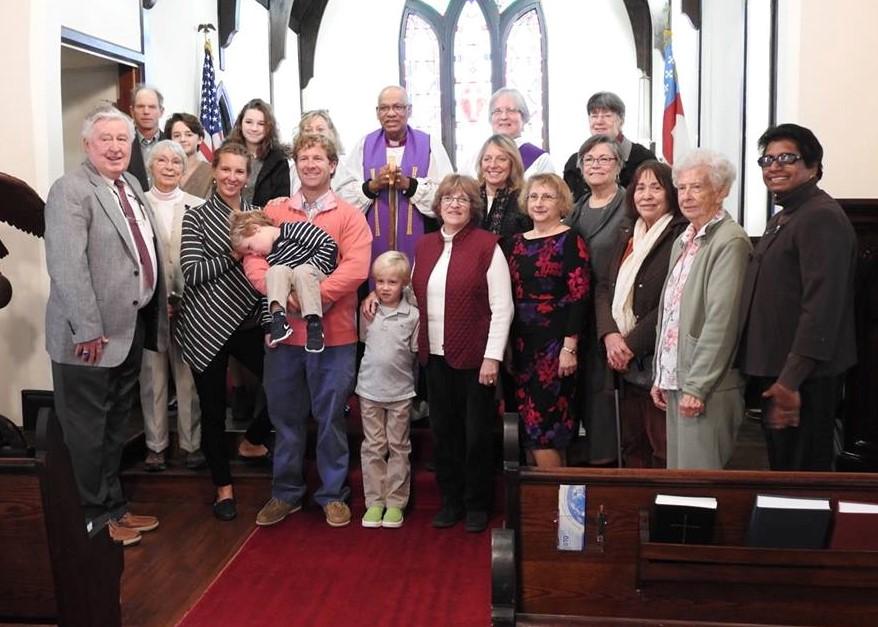 Bishop visit 2018