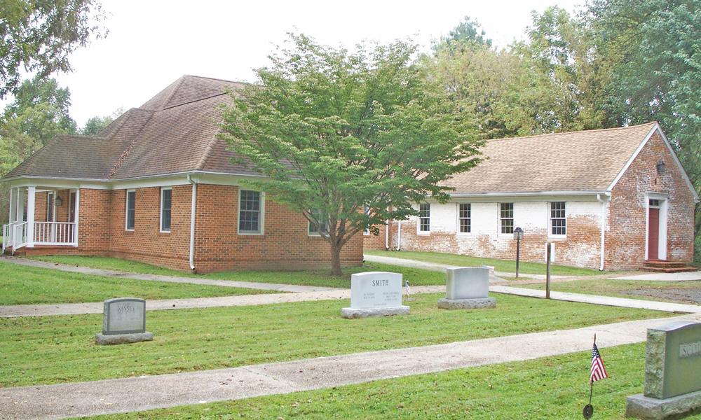 St. Luke's Parish House and Academy